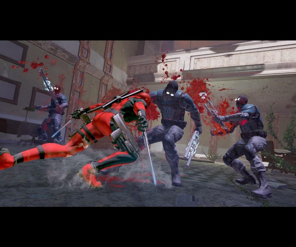 Deadpool screenshots | Hooked Gamers